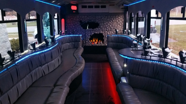 Wedding Limo Woodhaven MI