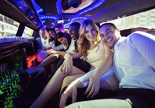 Quinceañera and Sweet 16 Party Limos in Metro Detroit - Bozzo's Limo Service - limolimo